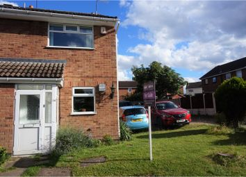 Thumbnail 2 bed end terrace house for sale in Meadow Rise, Nottingham