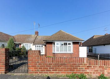 Thumbnail 2 bedroom semi-detached bungalow for sale in Wick Estate, Petworth Gardens, Southend-On-Sea