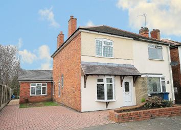 Thumbnail 3 bed semi-detached house for sale in Clifford Street, Glascote, Tamworth