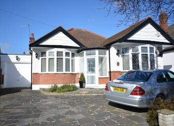 Thumbnail 2 bed detached bungalow for sale in Netherpark Drive, Gidea Park, Romford