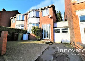 Thumbnail 3 bedroom semi-detached house for sale in Fowler Street, Wolverhampton