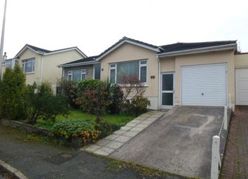 Thumbnail 2 bed detached house to rent in Tor Gardens, Ogwell, Newton Abbot
