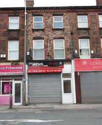 Thumbnail 1 bed flat to rent in Picton Road, Wavertree, Liverpool