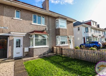 Thumbnail 2 bed terraced house for sale in Camp Road, Garrowhill