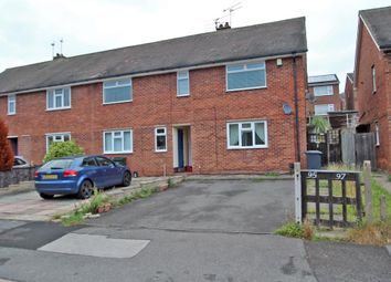 Thumbnail 3 bed maisonette to rent in Gunthorpe Road, Gedling, Notttingham