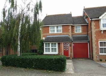 Thumbnail 1 bed property for sale in Saxon Close, Kings Hill, West Malling