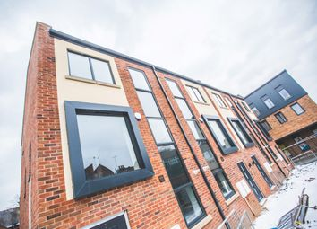 Thumbnail 4 bed town house for sale in Weaver Terrace, Chester