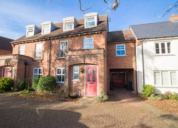 Thumbnail 4 bedroom town house for sale in Vicarage Meadow, Stow-Cum-Quy, Cambridge