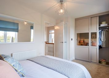 "Thumbnail 3 bed end terrace house for sale in ""The Cambridge"" at Ward Road, Clipstone Village, Mansfield"