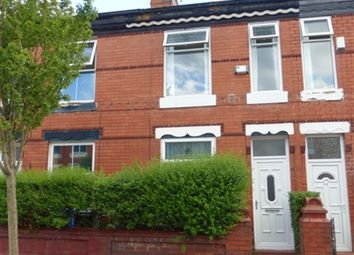 Thumbnail 2 bed property to rent in Brompton Road, Rusholme, Manchester