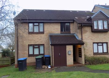 Thumbnail 1 bed flat to rent in Osbourne Close, Aston, Birmingham