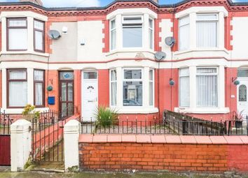 Thumbnail 3 bedroom terraced house for sale in Eastbourne Road, Walton, Liverpool, Merseyside