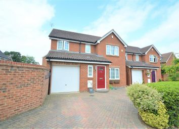 Thumbnail 5 bedroom detached house for sale in Jersey Drive, Winnersh