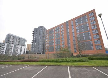 Thumbnail 2 bed flat to rent in The Riley Building, Lowry Wharf, Salford, Greater Manchester