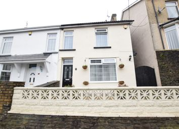 Thumbnail 3 bed semi-detached house for sale in Bedwellty Road, Aberbargoed, Bargoed