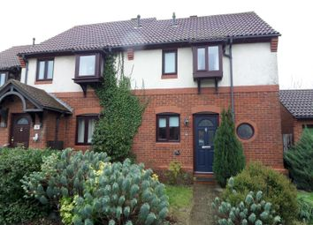 Thumbnail 2 bedroom terraced house to rent in Pegasus Close, Hamble, Southampton