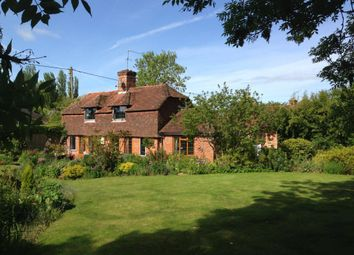 Thumbnail 3 bedroom detached house for sale in Crondall, Farnham