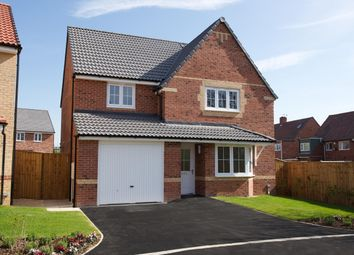 "Thumbnail 4 bedroom detached house for sale in ""Kennington"" at Blackpool Road, Kirkham, Preston"