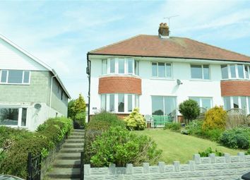 Thumbnail 3 bed semi-detached house for sale in Carnglas Avenue, Sketty, Swansea