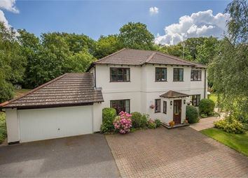 Thumbnail 5 bed detached house for sale in Bunting Close, Ogwell, Newton Abbot, Devon.