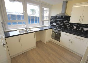 Thumbnail 3 bed flat for sale in Hawthorn Crescent, Cosham, Portsmouth