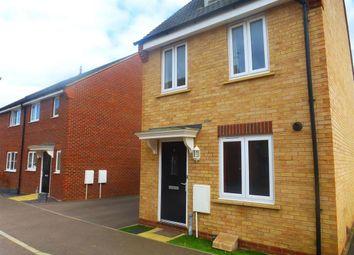 Thumbnail 3 bed property to rent in Kay Grove, Oakridge Park, Milton Keynes