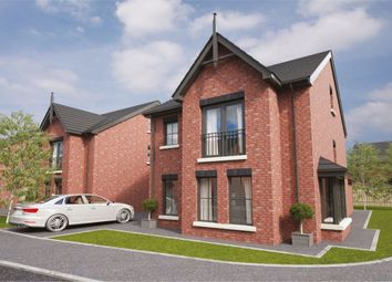 Thumbnail 3 bed detached house for sale in Cassies Lane, Tudor Link, Carrickfergus