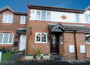 Thumbnail 2 bed terraced house for sale in Waldegrave Close, Southampton