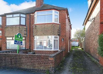Thumbnail 3 bed semi-detached house to rent in Wootton Street, Bedworth