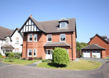 Thumbnail 5 bed detached house for sale in Leas Park, Hoylake, Wirral