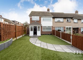 Thumbnail 3 bedroom end terrace house for sale in Surrey Drive, Hornchurch