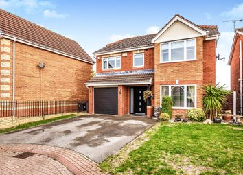 Thumbnail 4 bed detached house for sale in Egremont Court, Maltby, Rotherham