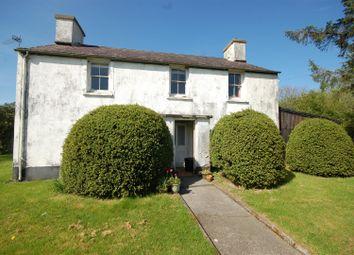 Thumbnail 5 bed farm for sale in Rhosygarth, Llanilar, Aberystwyth