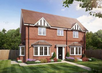 Thumbnail 4 bed detached house for sale in Amlets Lane, Cranleigh