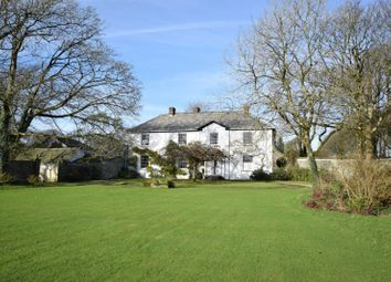 Thumbnail 10 bed detached house for sale in Kilkhampton, Bude