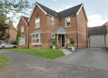Thumbnail 3 bed detached house for sale in Megson Way, Walkington, Beverley