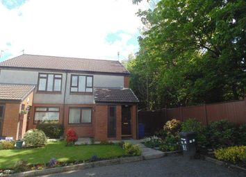 Thumbnail 1 bed end terrace house to rent in Springfield Park, Johnstone