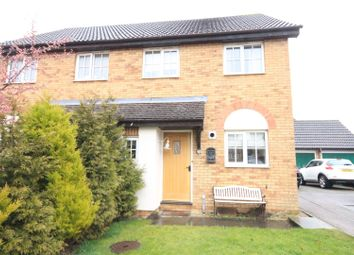 Thumbnail 3 bed semi-detached house to rent in Yew Tree Close, Middleton Cheney, Banbury