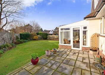Thumbnail 4 bed bungalow for sale in Hall Close, Worthing, West Sussex