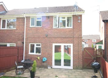 Thumbnail 1 bed semi-detached house for sale in St. Brides Gardens, Newport