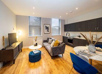 Thumbnail 1 bedroom flat for sale in Wharf Street, Warwick