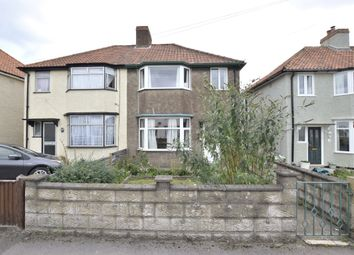 Thumbnail 3 bed semi-detached house for sale in Napier Road, Oxford, Oxfordshire