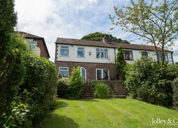 Thumbnail 4 bed semi-detached house for sale in 2 Cloughside, Disley, Stockport, Cheshire