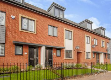 Thumbnail 3 bedroom town house for sale in Caraway Drive, Shirebrook, Mansfield