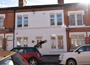 Thumbnail 7 bed terraced house to rent in Edward Road, Leicester