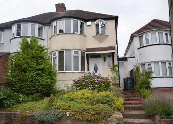Thumbnail 3 bed semi-detached house for sale in Meadfoot Avenue, Kings Heath, Birmingham