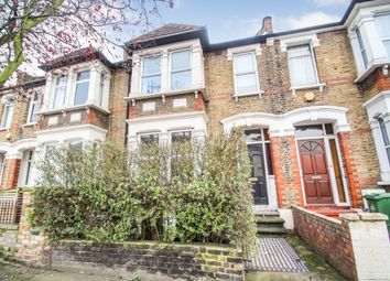 Thumbnail 3 bed terraced house for sale in Scarborough Road, Leytonstone, London