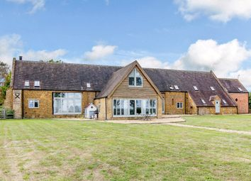 Thumbnail 6 bed barn conversion for sale in York Farm, Shipston-On-Stour, Warwickshire