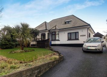 Thumbnail 4 bed detached bungalow for sale in Gweal An Top, Sandy Lane, Redruth