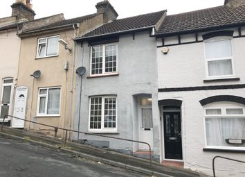 Thumbnail 3 bed terraced house for sale in 26 Gordon Road, Chatham, Kent